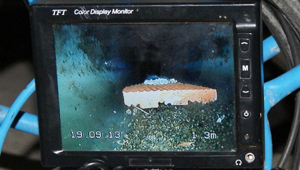 Inspecció de canonades amb càmeres / Inspección de tuberías con cámaras